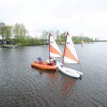 RS Tera Schwertboot Segellager