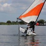 RSTera Schwertboot Segellager
